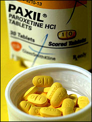 marketing antidepressants prozac and paxil Describes marketing prozac and paxil, two of the best selling drugs in the history  of mental health set in 2001, a few months before the expiration of the patent.