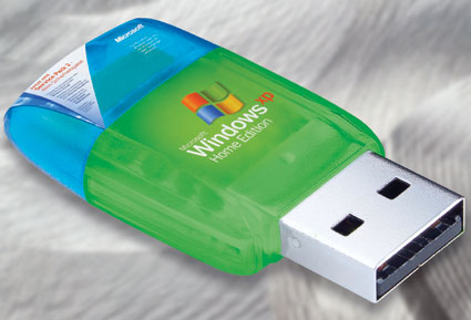 install windows xp from usb flash drive
